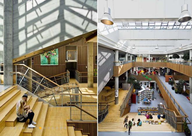 Hellerup Skole, a Microsoft World Tour School